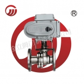 Stainless Steel American Standard Electric Ball Valve Q941F