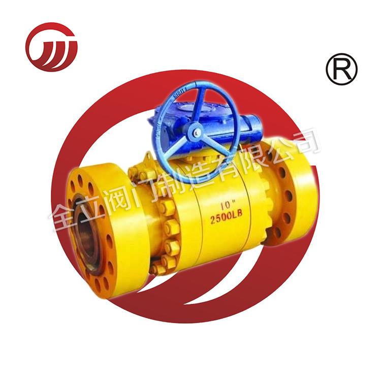 天燃气专用固定球阀 Q347F Q347N